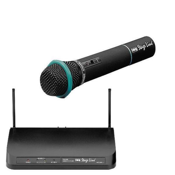 Img Stage Line mikrofon bezprzewodowy