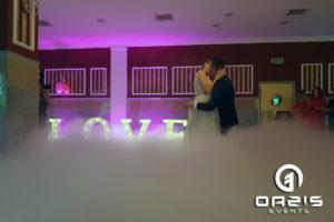 Para Młoda taniec w chmurach Lubin Magnat