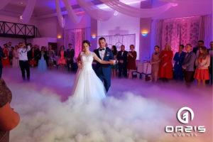 taniec w chmurach Tosca Chocianów