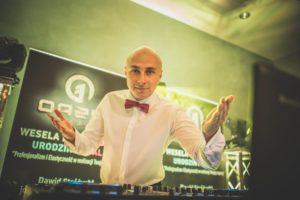 Deejay Oazis na wesele urodziny studniówki