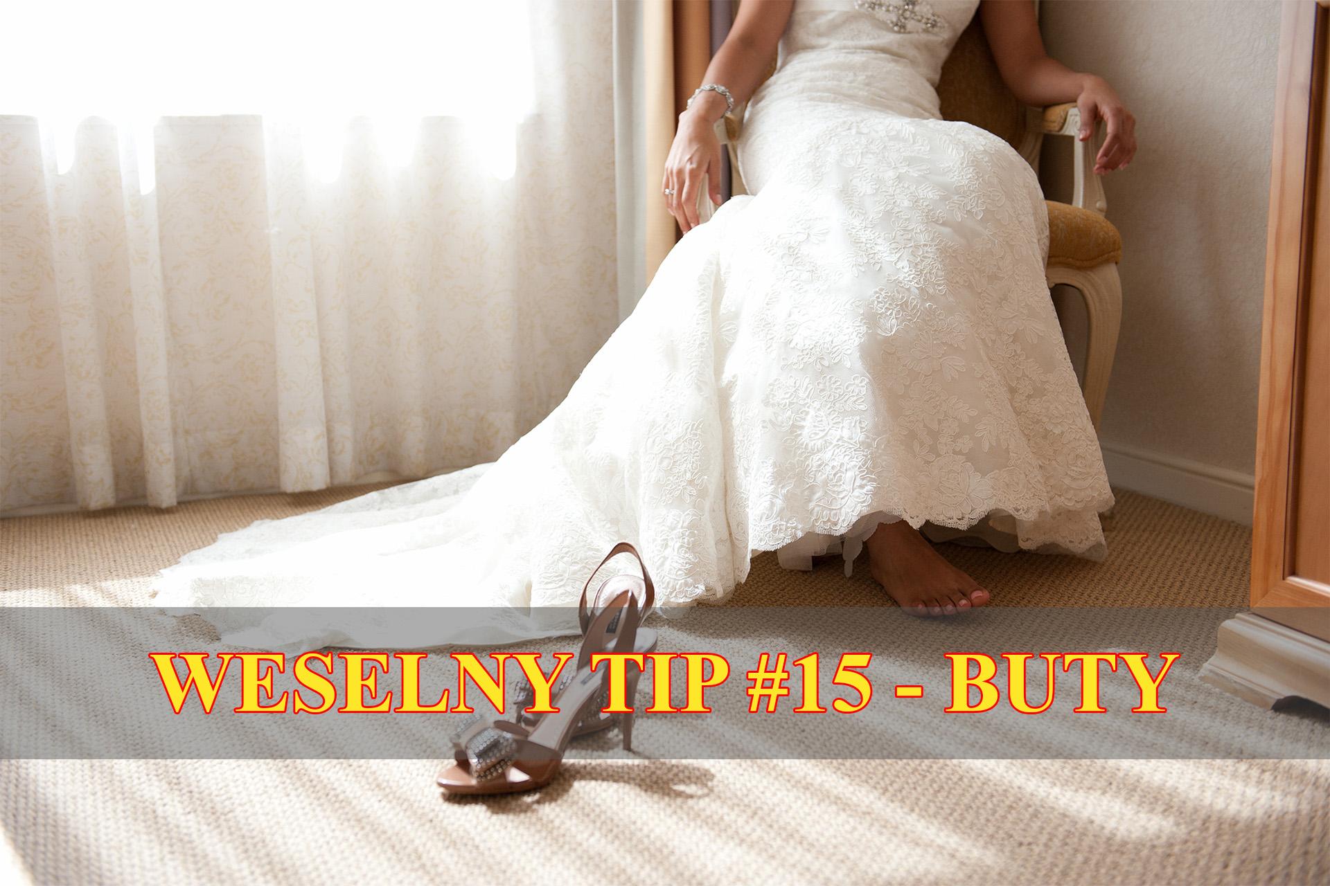 wygodne buty na zmianę na wesele